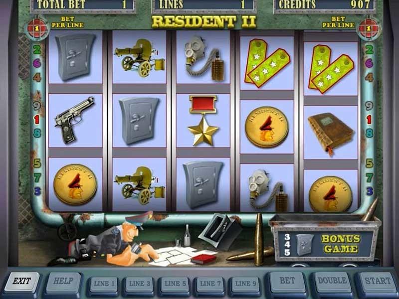 Игровые автоматы резидент казино игровые автоматы опять