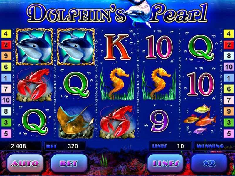 В игровой автомат Сокровище Дельфинов (Dolphins Treasure) играйте бесплатно, без регистрации, онлайн на сайте виртуального развлекательного клуба : узнайте, какие ценности спрятаны в сундуке, покоящемся на морском дне! Анапа